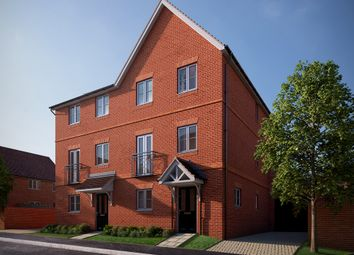 "Thumbnail 4 bed semi-detached house for sale in ""The Cedar"" at Brimblecombe Close, Wokingham"
