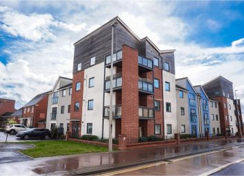 Thumbnail 3 bedroom flat for sale in Somerset Walk, Broughton