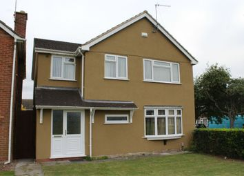 Thumbnail 4 bed detached house for sale in Ibex Close, Binley, Coventry