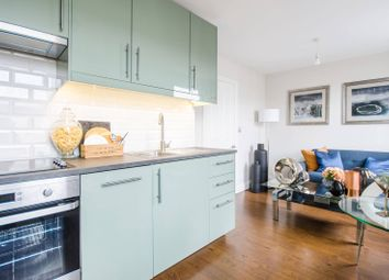 Thumbnail 1 bed flat for sale in Manor Park Parade, Blackheath