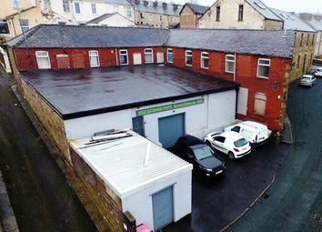 Thumbnail Commercial property for sale in Investment, Griffin Works, Clement Street, Accrington, Lancashire