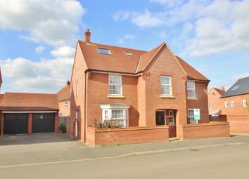 Thumbnail 6 bed detached house for sale in Constance Street, Buckingham