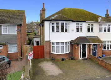 3 bed semi-detached house for sale in Saxon Road, Westgate-On-Sea CT8
