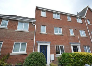 Thumbnail 4 bed town house for sale in Morris Drive, Little Plumstead, Norwich, Norfolk