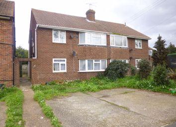 2 bed maisonette to rent in West End Lane, Harlington, Hayes UB3