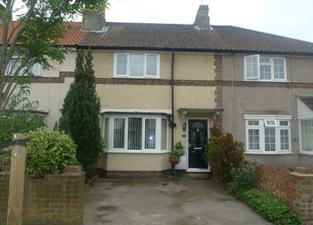 Thumbnail 2 bed terraced house for sale in Longford Road, Whitton