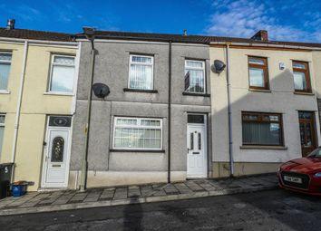 Thumbnail 3 bed terraced house for sale in Primrose Hill, Twynyrodyn, Merthyr Tydfil