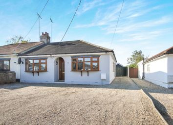 Thumbnail 3 bed semi-detached bungalow for sale in Pevensey Gardens, Hullbridge