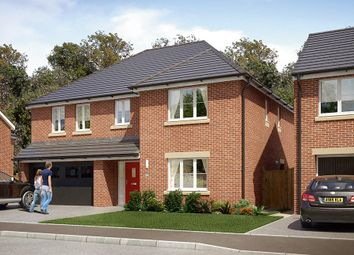 "Thumbnail 5 bedroom detached house for sale in ""The Kirkham"" at High Gill Road, Nunthorpe, Middlesbrough"