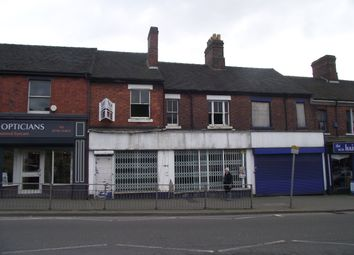 Thumbnail Retail premises for sale in Weston Road, Stoke-On-Trent