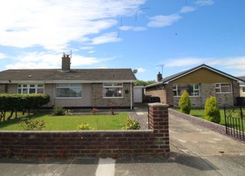 Thumbnail 2 bed bungalow for sale in Mill Crescent, Hebburn