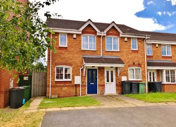 Thumbnail 2 bedroom semi-detached house for sale in Stone Meadow, Keresley End, Coventry