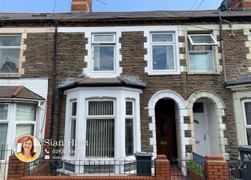 5 bed terraced house for sale in Mackintosh Place, Roath, Cardiff CF24