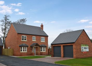 Thumbnail 4 bed detached house for sale in Primrose House, Rushmoor, Nr Telford, Shropshire.