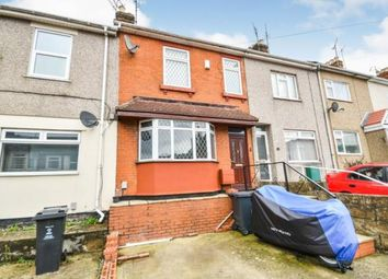 Thumbnail 4 bed terraced house for sale in Kingshill Road, Swindon, Wiltshire