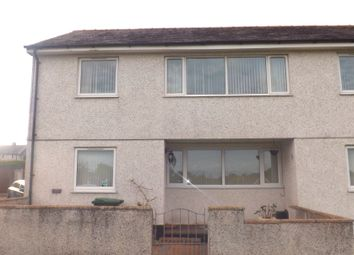 Thumbnail 3 bed semi-detached house for sale in Bryn Pandy, Llangefni, Ynys Mon