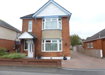 Thumbnail 4 bedroom detached house for sale in Ensbury Avenue, Bournemouth