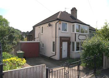Thumbnail 3 bed semi-detached house for sale in Derwent Avenue, Milford, Belper