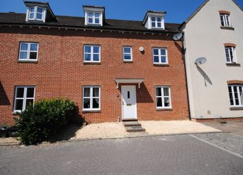 Thumbnail 4 bed town house for sale in Madley Brook Lane, Witney