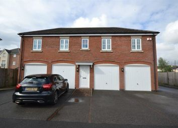 Thumbnail 2 bed maisonette to rent in Two Steeples Square, Wigston, Leicester