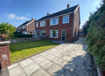 3 bed semi-detached house for sale in Liverpool Road, Penwortham, Preston PR1