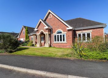 Thumbnail 4 bed detached bungalow for sale in Hampstead Drive, Weston, Crewe