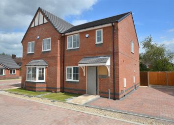 3 bed property for sale in Plot 5, Brackendale, Littleover/Sunnyhill, Derby DE23