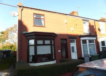 Thumbnail 3 bed end terrace house for sale in Oakleigh Grove, Bebington