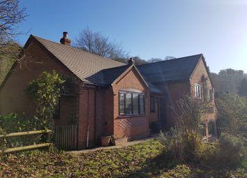 Thumbnail 5 bed detached house for sale in Rosebank Crescent, Oakamoor, Stoke-On-Trent