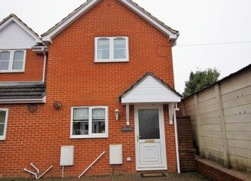 Thumbnail 2 bed semi-detached house for sale in Ashford Road, Swindon