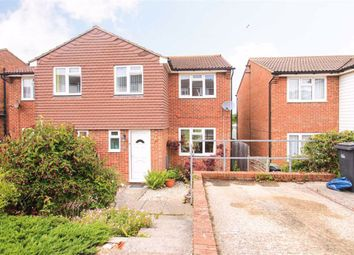 Thumbnail 3 bedroom semi-detached house for sale in Magpie Close, St Leonards-On-Sea, East Sussex