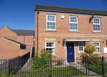 Thumbnail 2 bed end terrace house for sale in Mallard Close, Heckmondwike, West Yorkshire