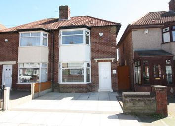 Thumbnail 2 bed semi-detached house for sale in Warrenhouse Road, Crosby, Liverpool