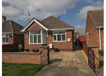 Thumbnail 2 bedroom detached bungalow to rent in Lorraine Crescent, Northampton