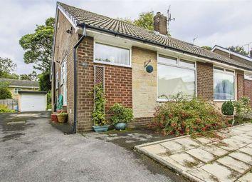 2 bed semi-detached bungalow for sale in Roundwood Avenue, Burnley, Lancashire BB10