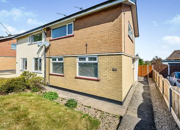 Thumbnail 2 bed semi-detached house for sale in Yewdale Road, Carlisle, Cumbria