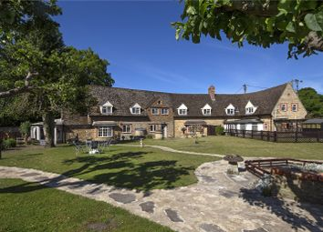 Thumbnail 7 bed detached house for sale in Church Lane, Longworth, Abingdon, Oxfordshire
