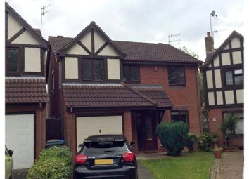 Thumbnail 4 bed detached house for sale in The Tudors, Stoke-On-Trent, Staffordshire