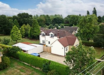 Thumbnail 3 bed detached house for sale in Carr Road, Ulceby, Lincolnshire