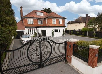 Thumbnail 6 bed property to rent in Hainault Road, Chigwell