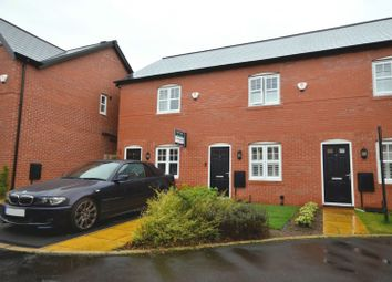Thumbnail 2 bed mews house for sale in Janson Place, Altrincham