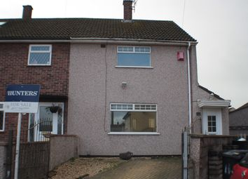 Thumbnail 2 bedroom end terrace house for sale in Rodmead Walk, Withywood, Bristol