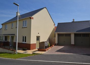 Thumbnail 4 bed detached house for sale in Shearford Close, Barnstaple