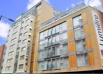 Thumbnail 2 bed flat for sale in 38 City Road East, Manchester