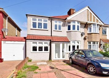 Thumbnail 5 bed semi-detached house for sale in Northumberland Avenue, Welling, Kent