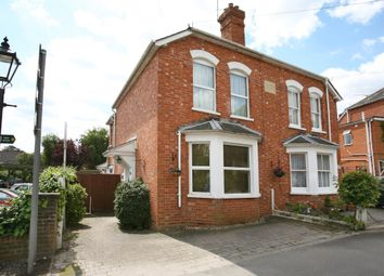 Thumbnail 3 bed semi-detached house to rent in Halfpenny Lane, Sunningdale, Ascot