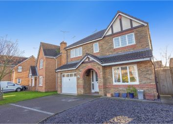 Thumbnail 4 bed detached house for sale in Forest Edge Way, Burton-On-Trent