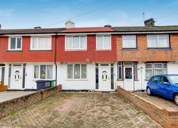 Thumbnail 3 bed terraced house for sale in Sunray Avenue, Tolworth, Surrey