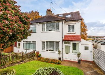 Thumbnail 5 bed semi-detached house for sale in Woodlands Grove, Chipstead, Coulsdon