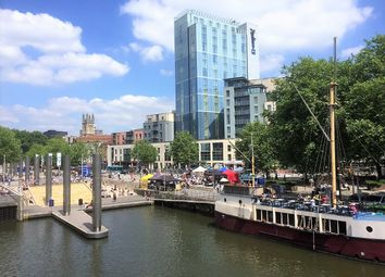 Thumbnail 1 bed flat to rent in Central Quay North, Broad Quay, Bristol, Avon